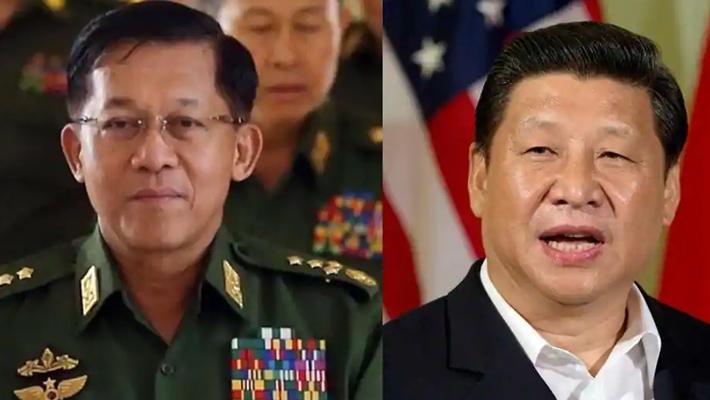 Myanmar accuses China of arming terror groups seeks international help KPP