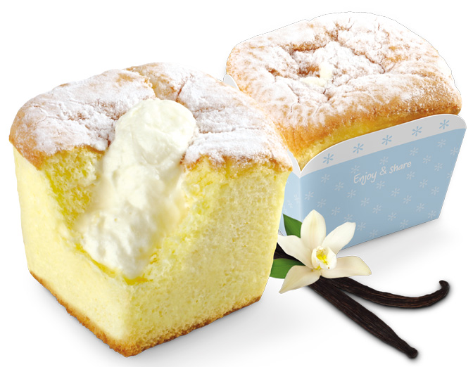 French Baker And Anchor Brings HOKKAIDO CAKE In The