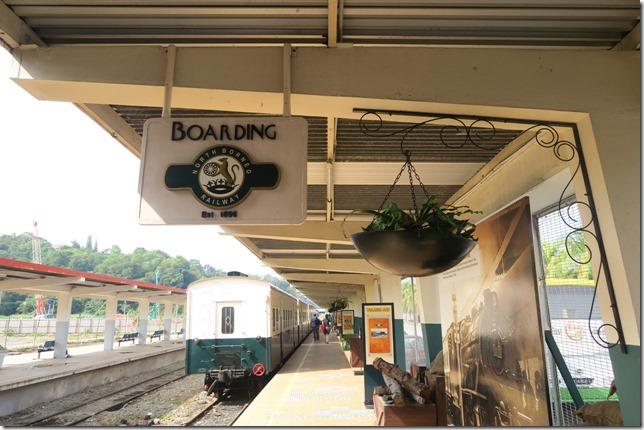 馬來西亞沙巴北婆羅洲火車 (13)
