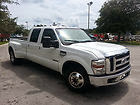 2000 FORD F350 CUSTOM DUALLY 2010 FRONT END CREW CAB 4DR