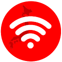 Free Wi-Fi in Japan icon