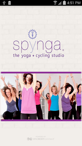 Spynga yoga + cycling studio