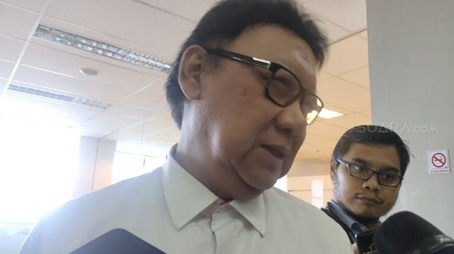 Sebut Antisipasi Corona Sudah Dilakukan Sejak Akhir 2019, Tjahjo: Tapi Toh Masih Dimaki-maki Masyarakat