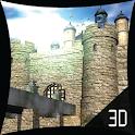 Medieval Castle 3D Lwp Lite icon