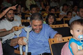 15 ANIVERSARIO del CCIV. Homenaje a Abdelmajid Rejeb