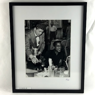 Sammy Davis Jr Limited Edition Photo