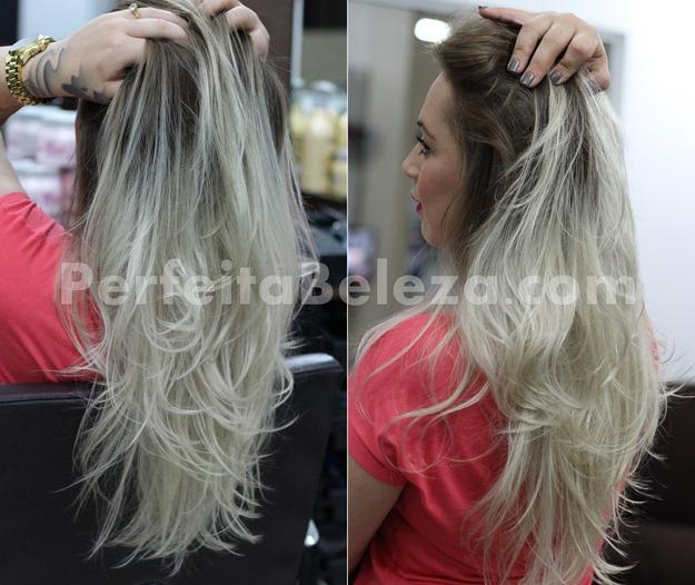 Resenha Miracol Enze para cabelos descoloridos, passo a passo