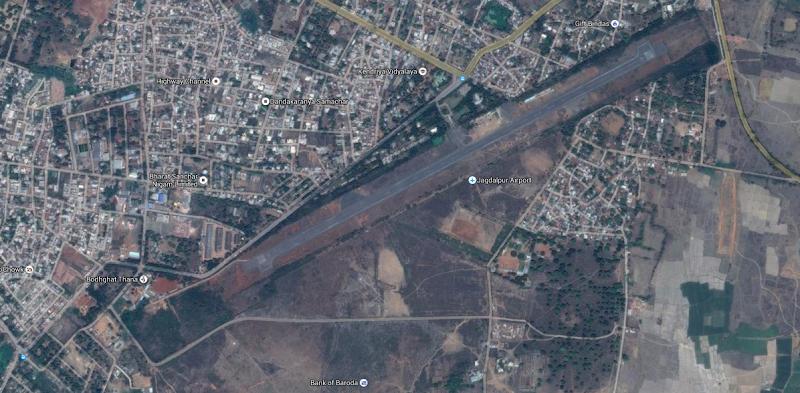 Jagdalpur airport