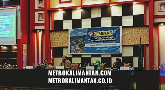 Gelar Seminar, PATRI Angkat Isu Konflik Agraria