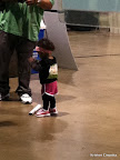 This little girl that I spied at the Expo on Day 2 was just too darned cute!