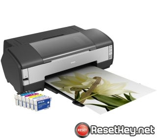Reset Epson 1400 printer Waste Ink Pads Counter