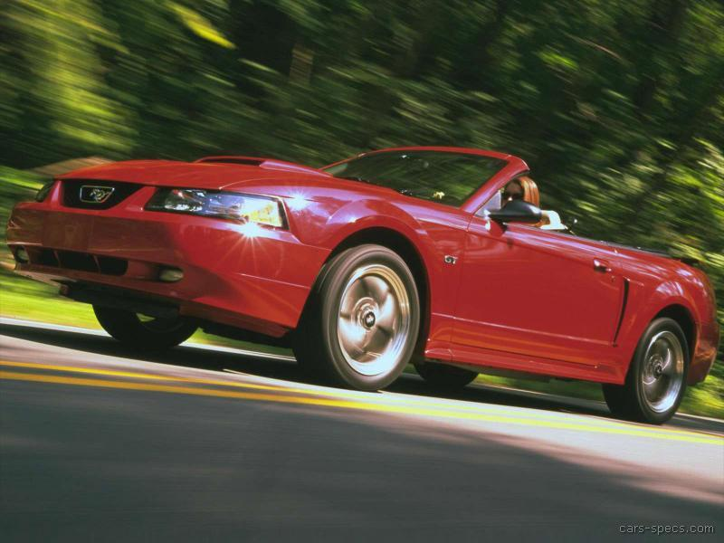 2004 ford mustang convertible specifications pictures prices. Black Bedroom Furniture Sets. Home Design Ideas