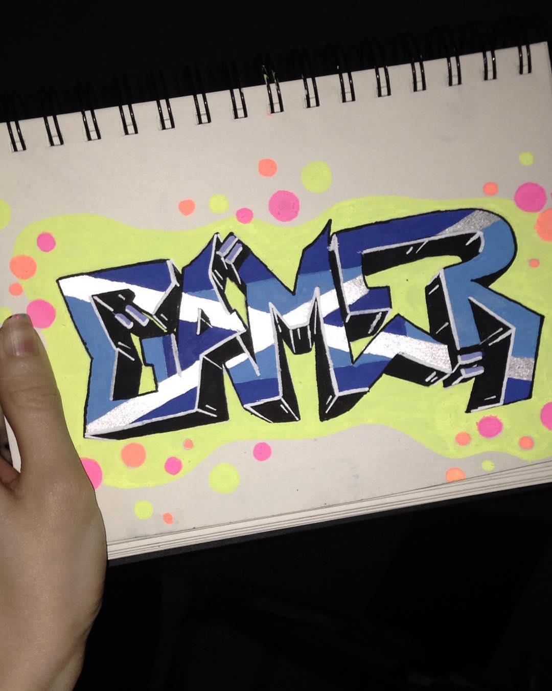 dibujos-lapiz-graffitis489