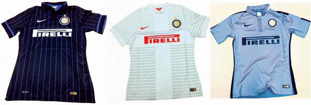uk availability ae2f7 1411b New Inter Milan 2014-15 Home Away Third Kits