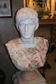 Busts, Ideas, Interior, Marble, Natural Stone, Statues