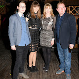 OIC - ENTSIMAGES.COM - Dermot McNamara, Hayley Smith, Doctor Pam Spurr and Adam Bradford at the Channel 5  launch of Gambling Awareness Day London 6th March 2015 Photo Mobis Photos/OIC 0203 174 1069
