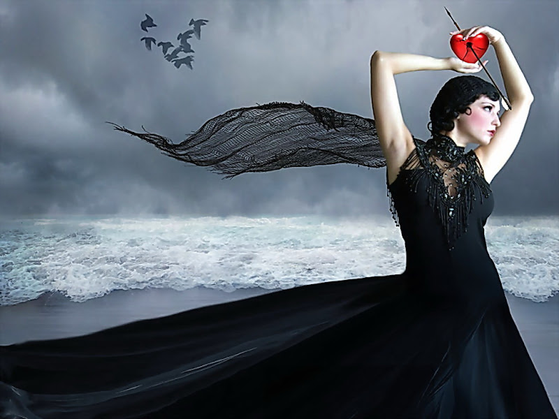 Red Heart Girl, Gothic Girls