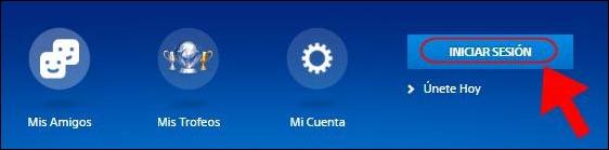 Abrir mi cuenta PSN - 512