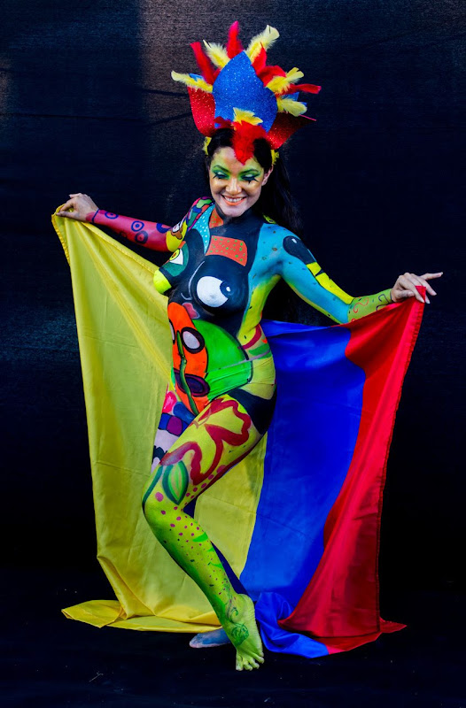 IMG_5071 Color Sea Festival Bodypainting 2018