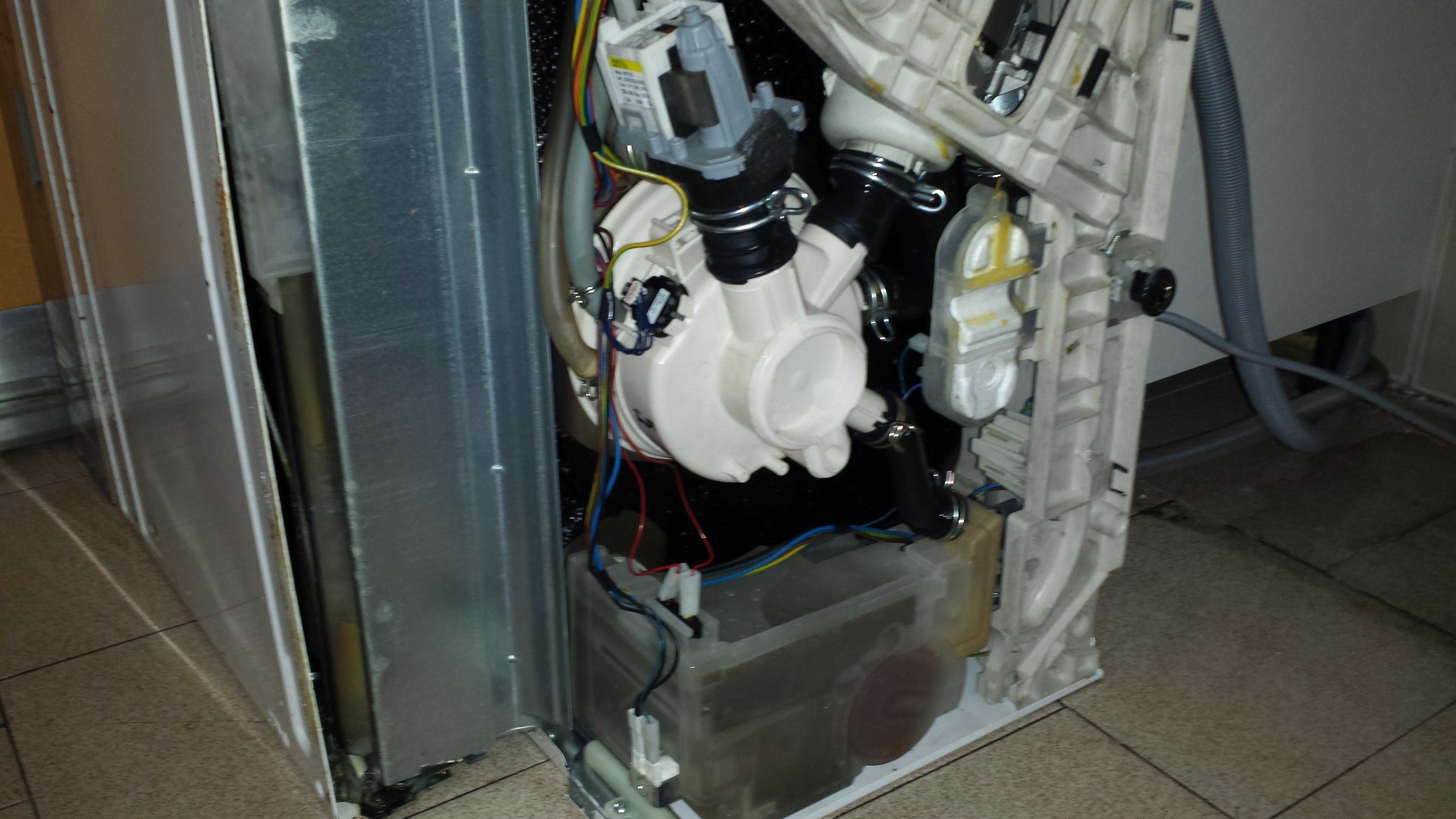 Sostituzione galleggiante lavastoviglie rex tt08e +Assistenza Rex a ...