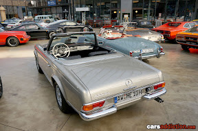 Mercedes Benz 280SL and other carbrios