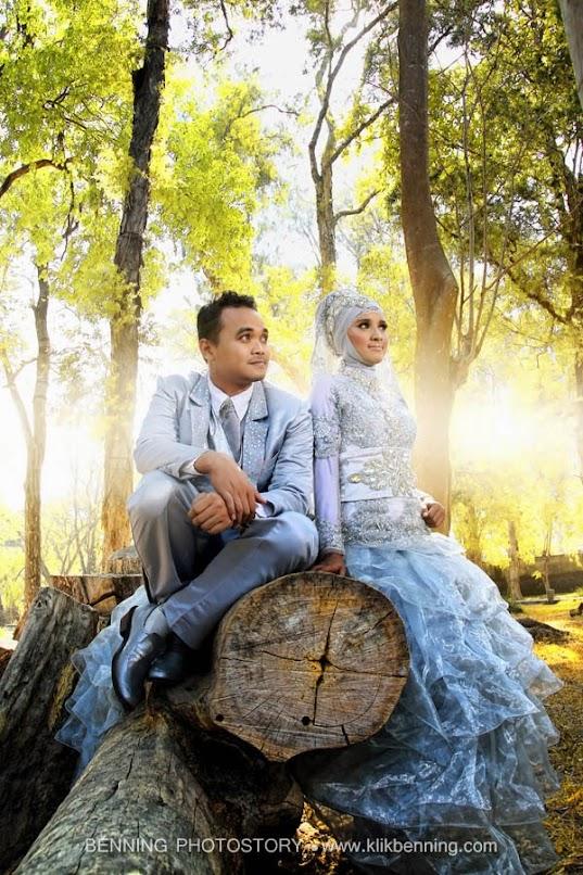 pre wedding di balaikambang
