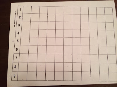 Search results for mystery grid picture worksheets for Mystery grid coloring pages
