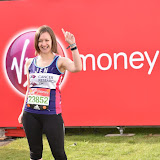 OIC - ENTSIMAGES.COM -  at the  Virgin Money London Marathon on Blackheath in London, England. 24th April 2016 Photo Mobis Photos/OIC 0203 174 1069