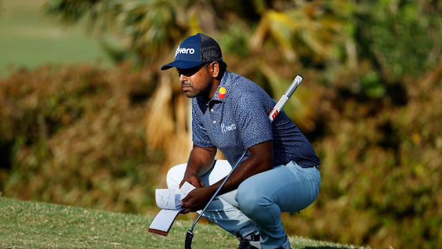 Indian golfer Anirban Lahiri has earned a berth to the Tokyo 2020 Olympics