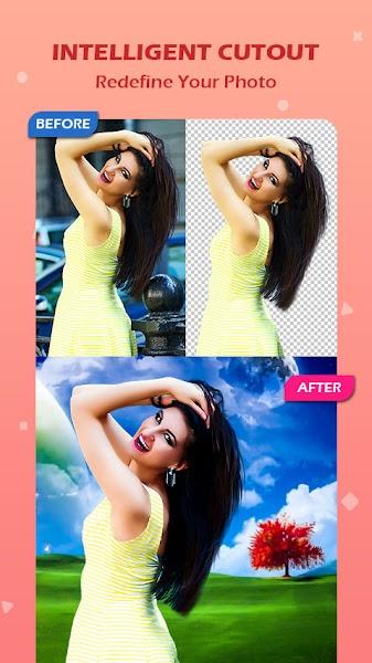 Cut cut - cut out photo editor