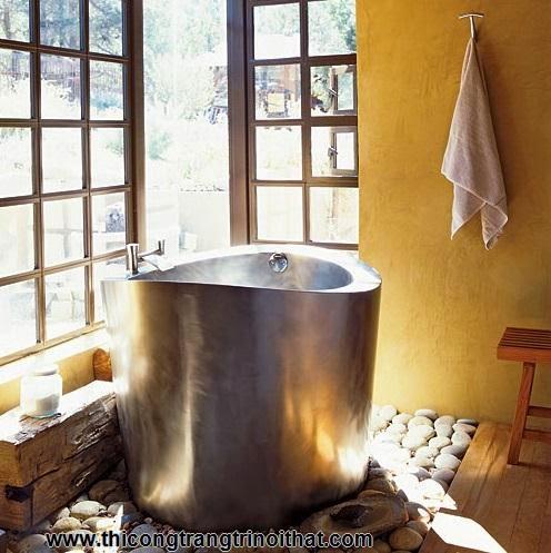"""18 chiếc bồn tắm cực """"cool"""" khiến bạn chìm đắm mãi không rời - Thi công trang trí nội thất-12"""