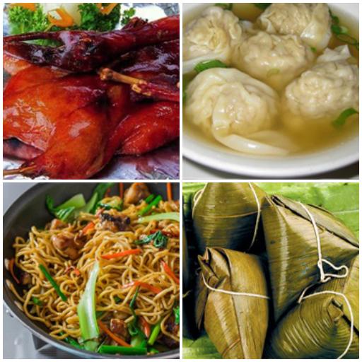 Chinese Food Quiz 益智 App LOGO-硬是要APP