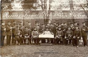 Reserve Pionier Stab 1908 in Krekow