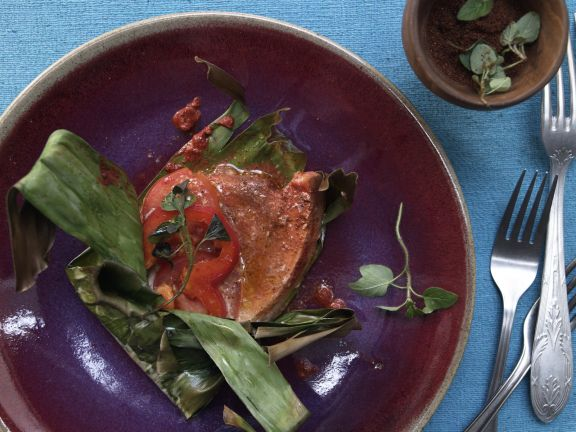 Mexican-Style Swordfish Recipe