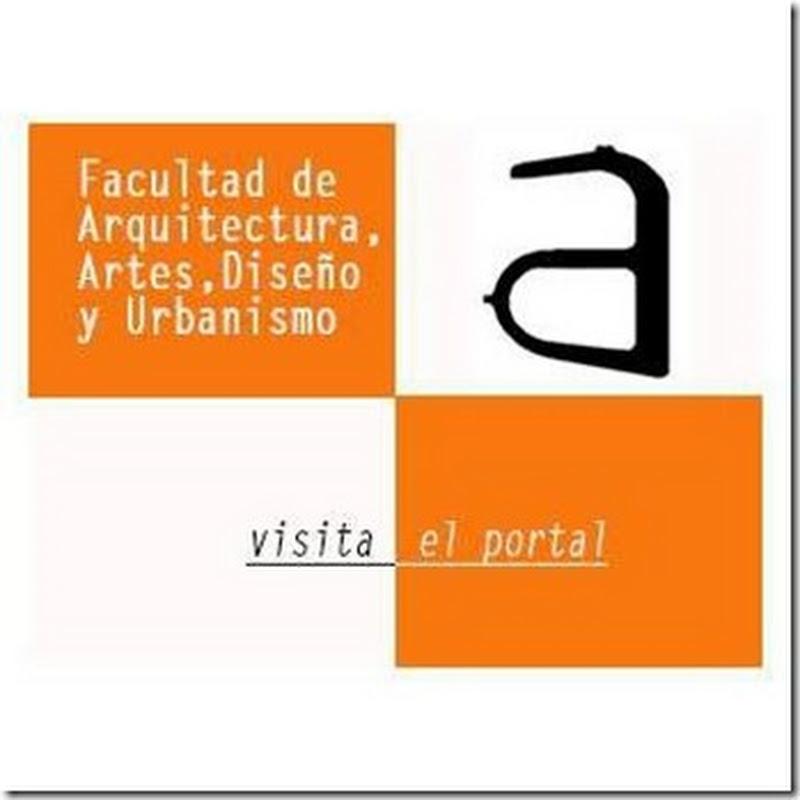 Facultad de Arquitectura, Artes, Diseño y Urbanismo de la UMSA