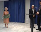 """Primer Premio de Relatos """"Rogelio Garrido Montañana"""", 2015 ( Barcelona)"""