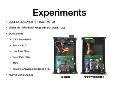 Experiments S 005