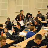 CrossBorder Science - Experience Workshop @ Kaposvar University: Math Competition 2011