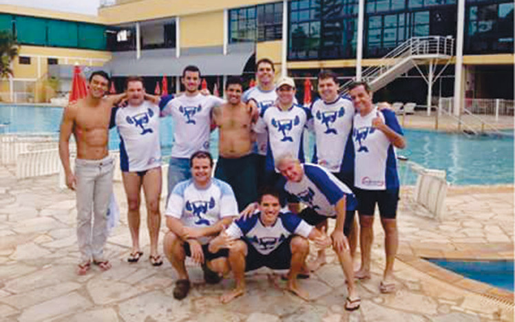 Equipe Máster Molhação segue entre as melhores do interior paulista