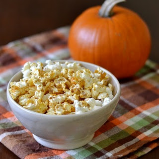 Pumpkin Popcorn.