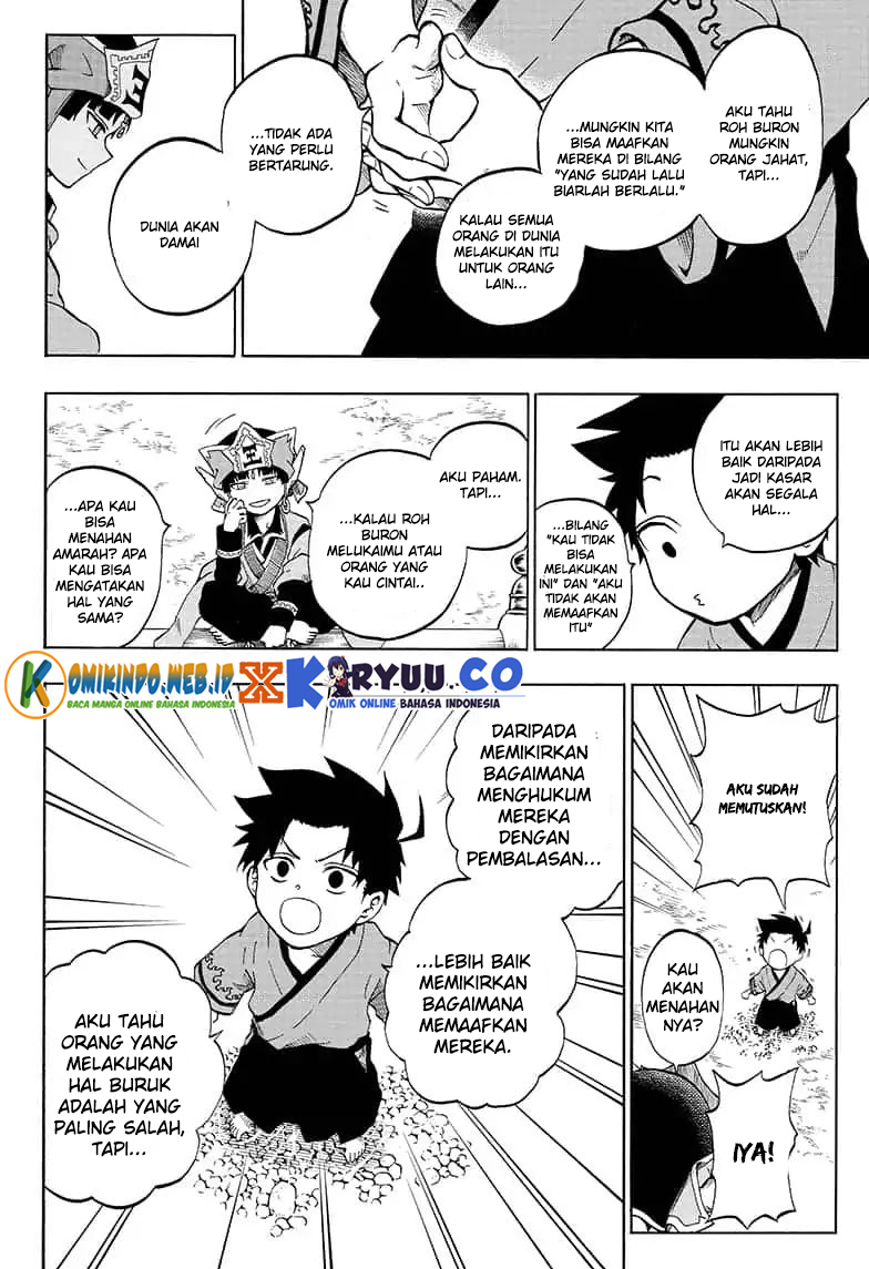 Gokutei Higuma Chapter 14-13