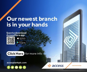 Access Bank's 'Tough Choices' Identifying With Patrons In Trying Period, Making Global Statement ~Omonaijablog