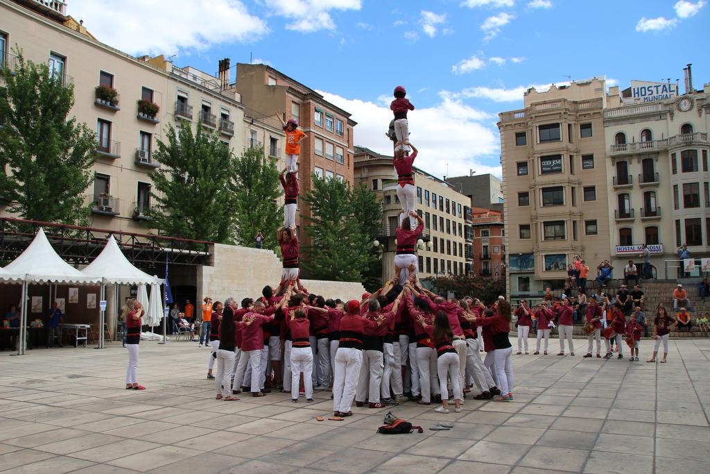 2a Festa Major dels Castellers de Lleida + Pilars Imparables contra la leucèmia de Lleida 18-06-201 - IMG_2075.JPG