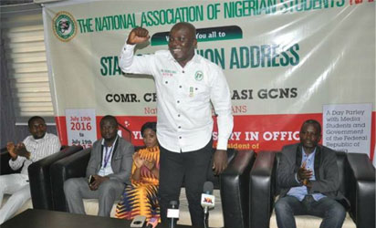 Nans President:we Are Ready To Shut Down Federal Roads