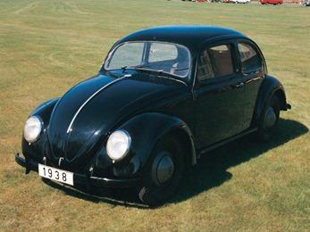 Volkswagen 1938 Coccinelle
