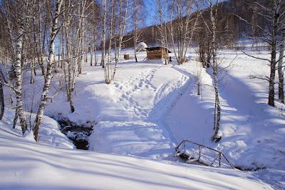 баня_зима