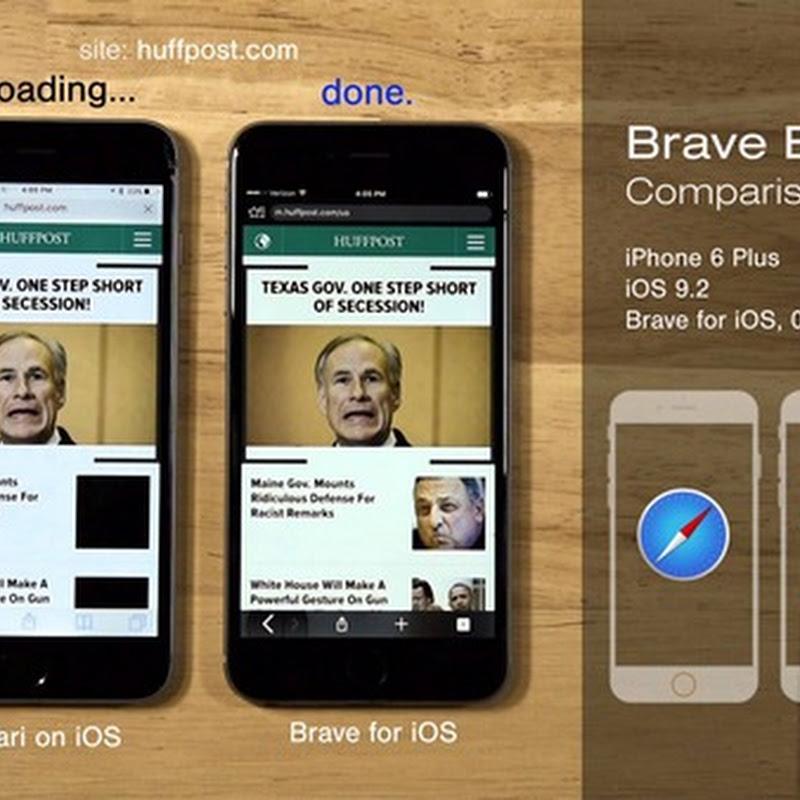 Svelato Brave, il browser che blocca la pubblicità.