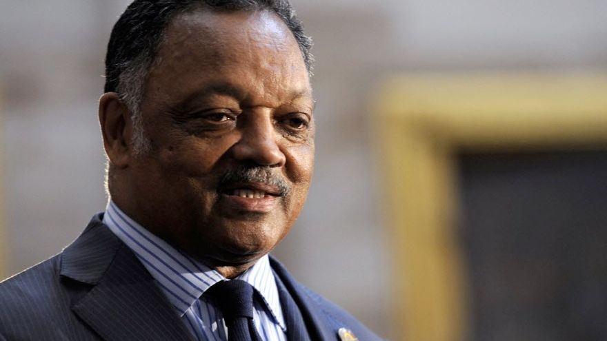 Jesse Jackson: 'Environmental recklessness' caused Flint water crisis