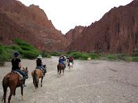 Tupiza horse trek