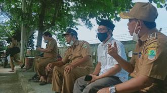"""Covid_19 di Karawang """"Ngegas"""" Pencairan BLT Dana Desa Seret"""
